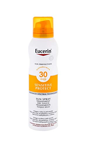 Eucerin – Spray solaire Transparent dry touch SPF 30