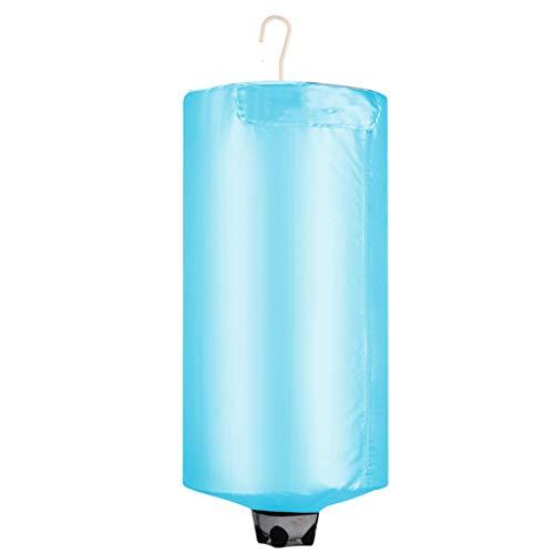 Tragbarer Schnelltrockner für den Haushalt Kleine Leistung für die Reise Mini-Wäschetrockner Roller Mute Energiesparende Nasswäsche für den Innenbereich Warmlufttrocknung Kleiderschrank