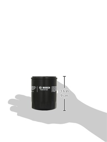 BOSCH Oil Filter Fits HYUNDAI I20 I10 Atos Prime Amica Atoz MX 1.0-1.2L 1998-