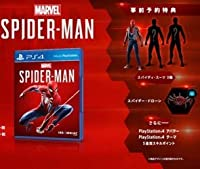 【PS4】Marvel's Spider-Man【初回生産限定特典】「スパイディ・スーツ」セット、追加スキルポイント、スパイダー・ドローン早期解放、PS4用テーマ、PSN用アバター (封入) [PlayStation 4]