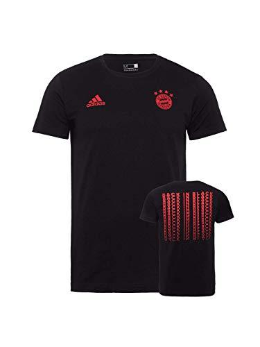 FC Bayern München Graphic T-Shirt schwarz, XL