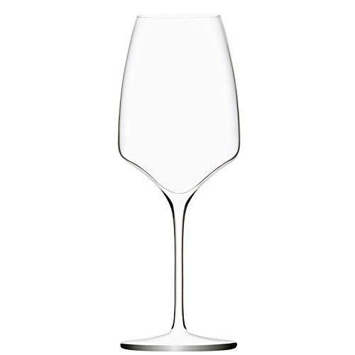AlsaceCadeau 6 Verres à Vin Expérience - cristallin