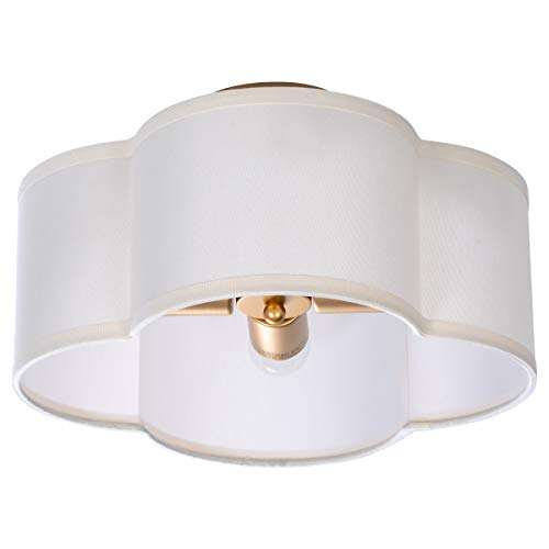 VILUXY Semi-Flush Mount Ceiling ...