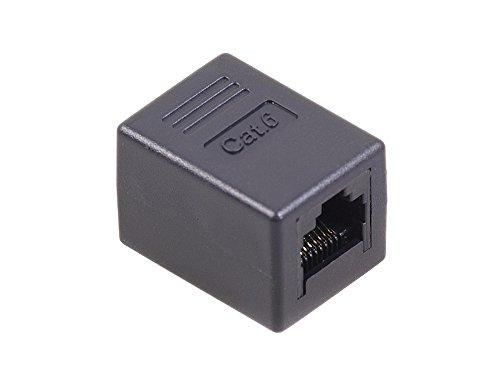 Maclean MCTV-811 Cat6 Adaptateur connecteur RJ45 Douille-Douille (1)