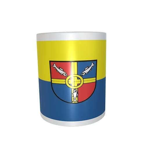 U24 Tasse Kaffeebecher Mug Cup Flagge Allensbach