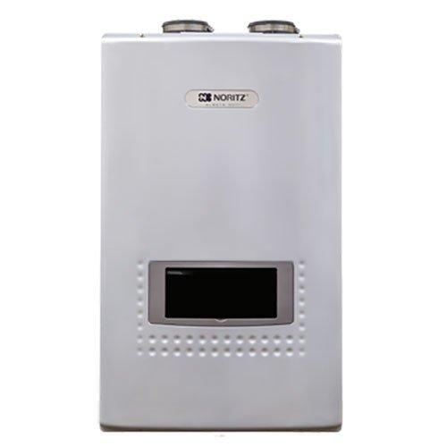 Noritz NRCP982DVNG Condensing Tankless Water Heater 11.1 GPM with integral pump -Natural Gas