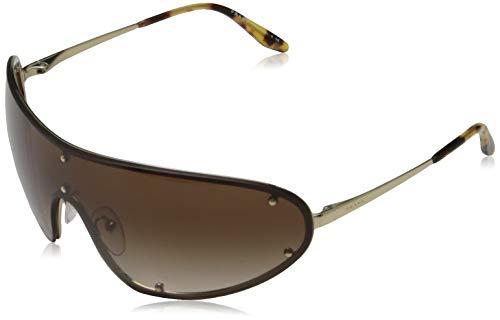 Ray-Ban dames 0PR 73VS zonnebril, zwart (Pale Gold), 40.0
