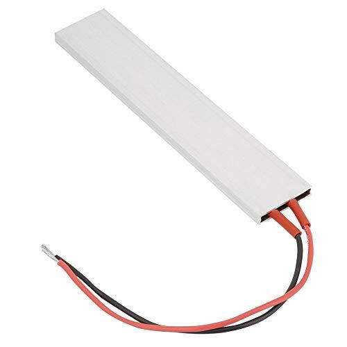 12V 24V 220V Aluminum PTC Heating Element, 70℃- 220℃ PTC 12v Heating Element 110v PTC Heating Element 15028.5mm(12V 70℃)