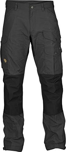 Fjallraven - Men's Vidda Pro Trousers Long, Tarmac, 50