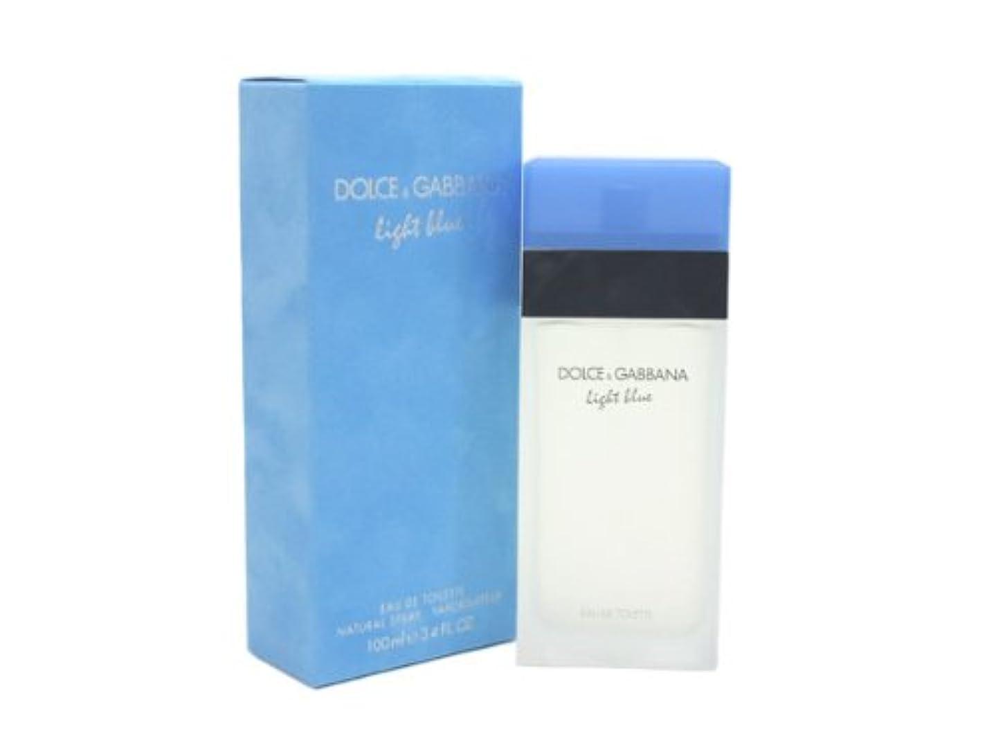 信頼自宅でラグドルチェ&ガッバーナ D&G 香水 ライトブルー ET/SP/100ML 336-DG-100[並行輸入]