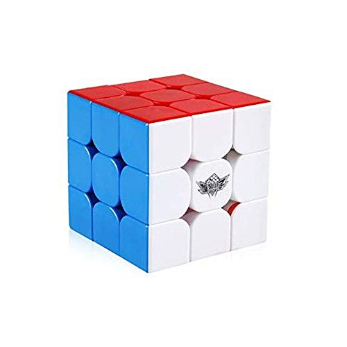 Cyclone Boys Cubo speedcube Feijue 3x3x3 M (Magnético) stickerless
