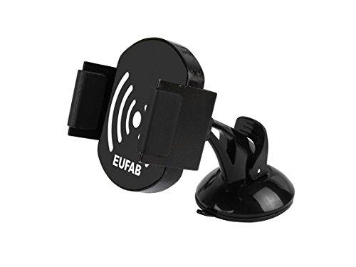 EUFAB 16458 Induktions Lader mit Handyhalter