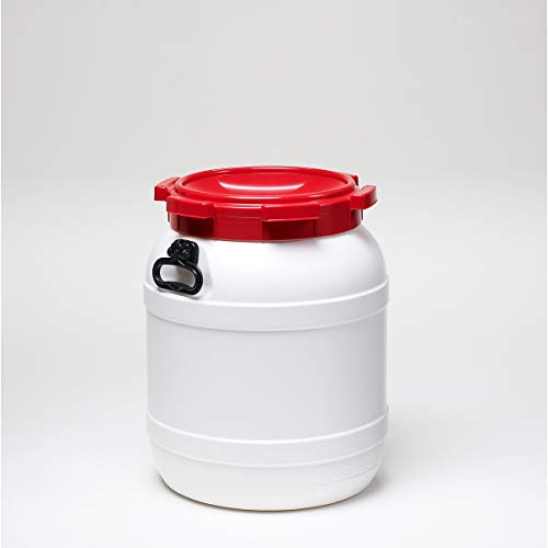 Tonnelet 54 litres – fût conteneur en plastique cuve bidon alimentaire
