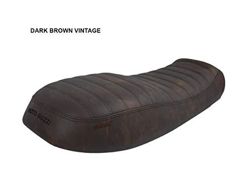 Funda de Asiento para Moto Guzzi V7 Vintage marrón