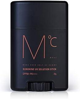 MdoC Sunshine UV Solution Stick - 顔・からだ用, スティックタイプの日焼け止め (SPF50+ PA++++, 20g)