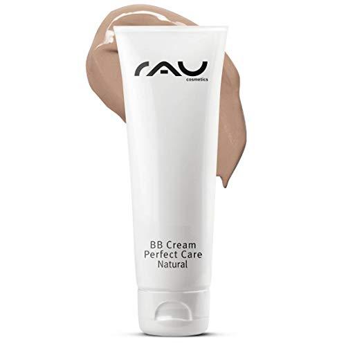 RAU BB Cream Perfect Care Natural 75 ml - Abdeckung + Pflege + UV-Schutz - Getönte Tagescreme mit...