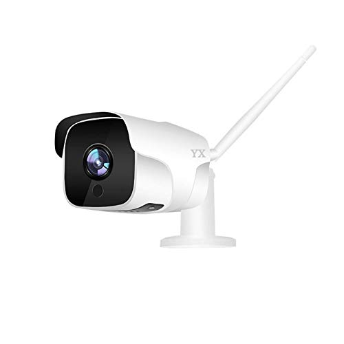 YX Cámara WiFi De La Red HD 1080P Cámara De La Cámara De La Cámara A Prueba De Agua Al Aire Libre De 1080p Cámara De Vigilancia Inteligente Remota