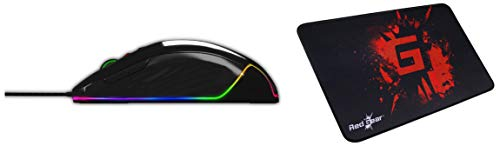 Redgear X13 Mouse+ Mp35 Control Mouse pad