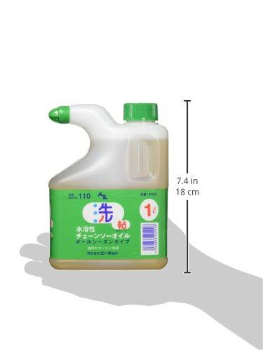AZ(エーゼット)『水溶性チェーンソーオイル(W201)』