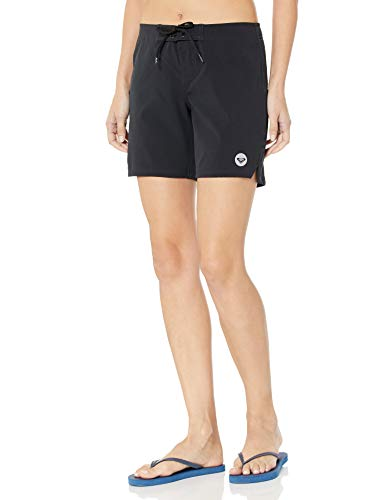 Roxy Damen-Boardshorts, 17,8 cm - Schwarz - Medium