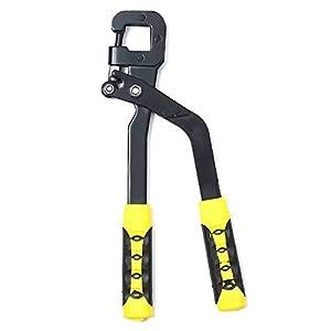 Lifreer Handle Stud Crimper Forceps Keel Board Drywall Punch Tool Sujeción Stud Crimper Plier