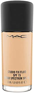 MAC Studio Fix Fluid SPF 15 Foundation NC25 30ml