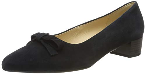 Gabor Shoes Damen Fashion Pumps, Blau (Pazifik 16), 39 EU