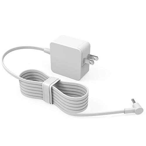Portable AC Charger Fit for Google Nest WiFi, Nest Mini, Nest Hub Speaker Adapter Power Supply Cord