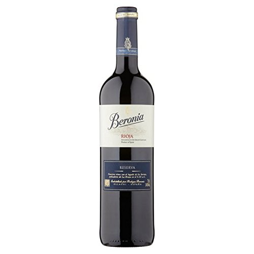 75cl Beronia Reserva Rioja