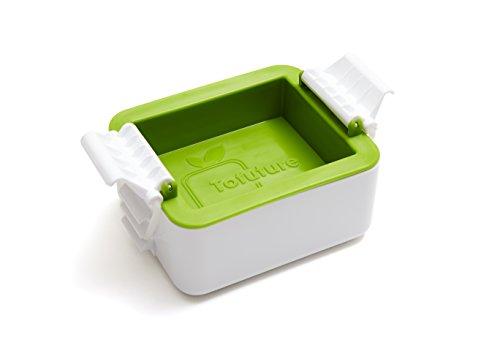 Tofu Press - una pressa per tofu unica ed elegante per trasformare il tuo tofu