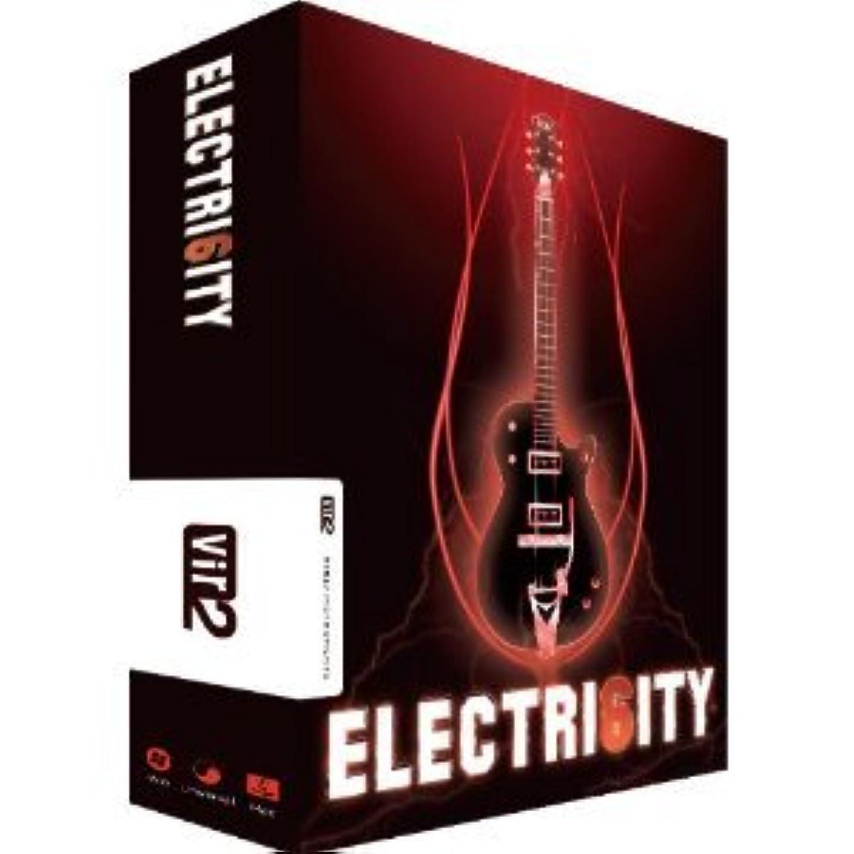 調停する期待するセイはさておき◆最新版◆ Vir2 ELECTRI6ITY ギター音源◆cubase 6 Logic 9 Windows7対応◆並行輸入品◆