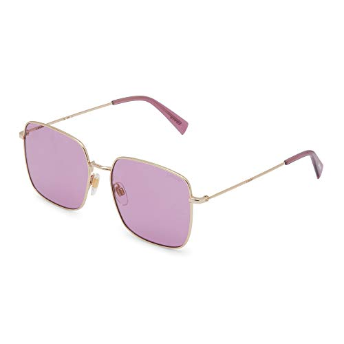 LEVI'S EYEWEAR Damen LV 1007/S Sonnenbrille, Rose Gold, 56