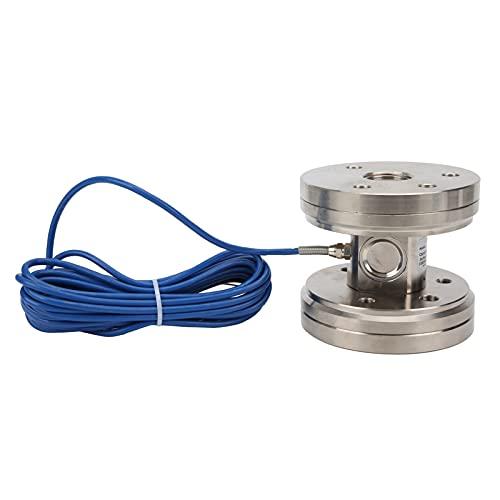 Sensor de pesaje, sensor de celda de carga Sensor de brida del tanque de presión Báscula de pesaje Sensor de columna Báscula de medición de fuerza industrial dedicada Capacidad de 20 toneladas