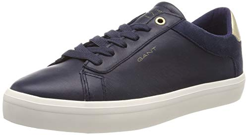 GANT FOOTWEAR Baltimore, Zapatillas Mujer, Blau (Marine G69), 40 EU