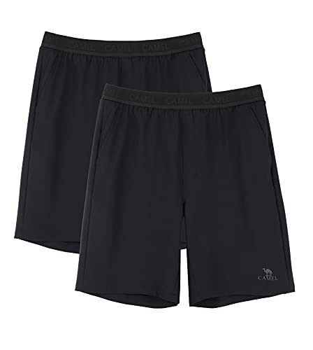 (50% OFF) Men's Workout Shorts 2-Pack $10.99 – Coupon Code