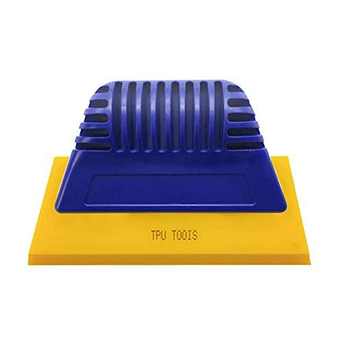 NEL Auto-TPU-Schaber, Auto-Folie, Fenster-Tönungsabzieher, Folie, Stick-Aufkleber, Installationswerkzeug-Set