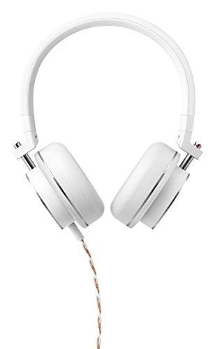 ONKYO 密閉型ヘッドホン オンイヤー/ハイレゾ音源対応/コントロールマイク付 ホワイト H500MW