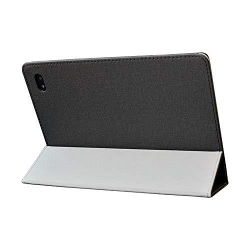 Cubierta de la Caja del Soporte para TECLAST T30 10 .1 Funda de protección de Tablet PC-Negro