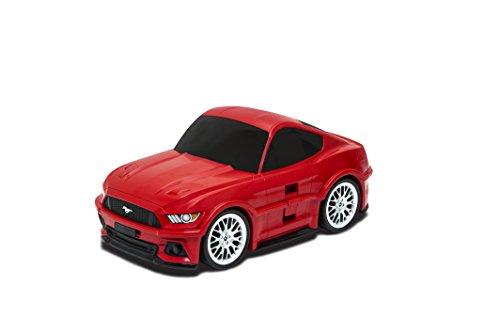 Ridaz Ford Mustang Kindergepäck, 49 cm, 29 liters, Rot (Roja)