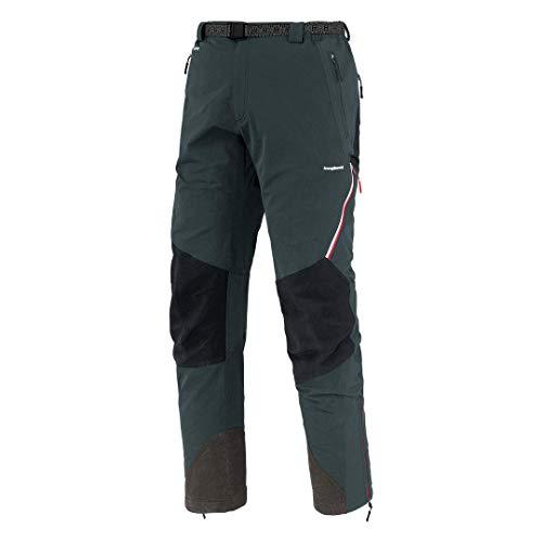 Trangoworld Prote Extreme DS Pantalon Long pour Homme Ombre foncée Noir 2XL