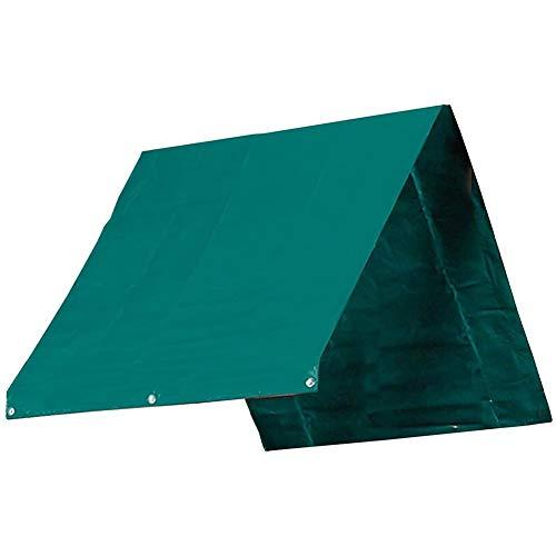 NAA El Columpio del pabellón, Oxford Tela Impermeable UV Bloqueo Parasol Refugio Easy Clean Tela, for el jardín Patio Piscina Sail Shade Paño Repuesto Silla Jardín (Color : Green)