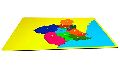 Puzzles  Region De Murcia
