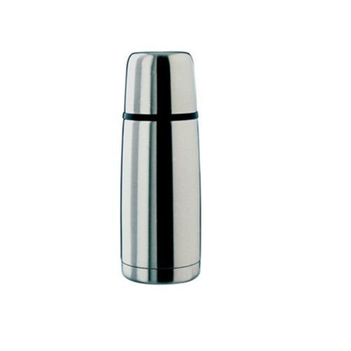 alfi isoTherm Vacuum Flask isoTherm 0.5 L Perfect Stainless Steel with Screw Cap by alfi
