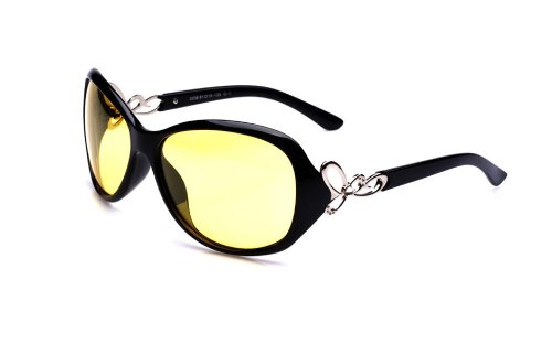 TELAM Gafas de Sol polarizadas de visión Nocturna