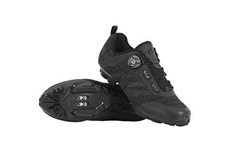 Massi Zapatillas MTB IDUMM Black T.46, Deportes,Ciclismo,Accesorios, Negro, 46