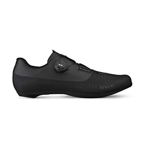fizik Tempo Overcurve R4 Rennradschuhe Black/Black Schuhgröße EU 37 2021 Rad-Schuhe Radsport-Schuhe