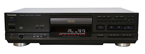 TECHNICS SL-PS620A CD-Player anthrazit (optical digital Output)