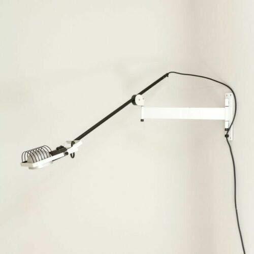 Generico Lámpara de pared Artemida síntesis brazo y abrazadera diseño Ernesto Gismondi