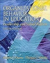 Organizational Behavior in Education (10th, 10) by Owens, Robert G - Valesky, Thomas C [Hardcover (2010)]