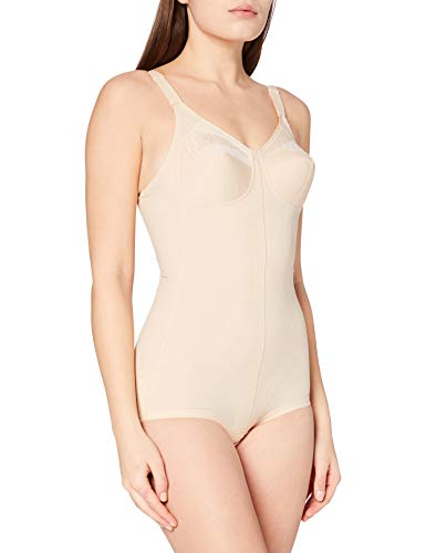 Playtex Can't Believe It's a Girdle all in One Pagliaccetti, Beige(Beige), 3C IT (34C UK) Donna